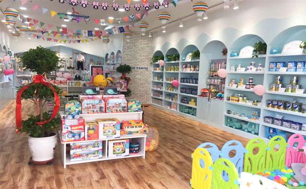 Milk Family.兰州西固进口母婴店开店故事