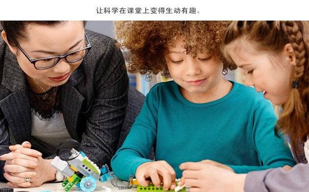 韦哲乐高机器人加盟 总部扶持致富不难