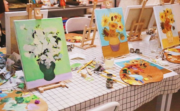 东方童画少儿美术的加盟条件是什么?