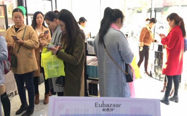 2019年备受欢迎的护肤品牌,欧芭莎Eubazaar已在榜单之内