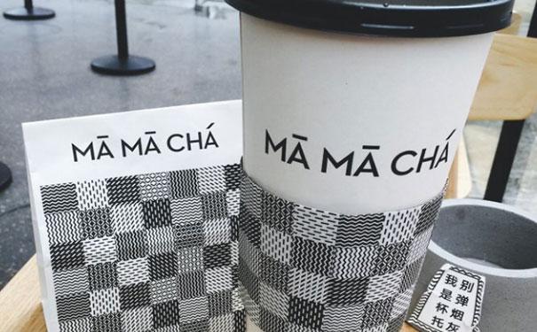 妈妈茶加盟
