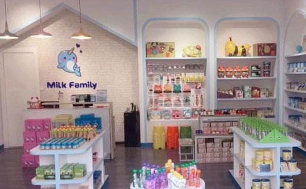 米可家母婴店加盟