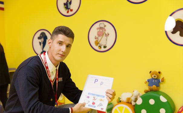 爱贝英语打造多元化课程体系,满足幼少儿英语学习需求