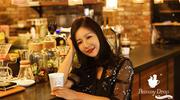 白兔糖咖啡创始人阚婷婷:白兔女王的咖啡王国!