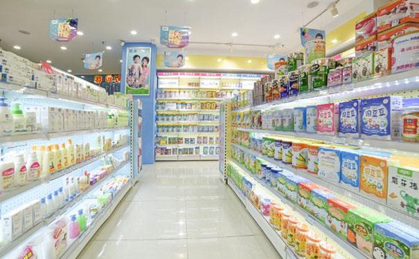 新手开母婴用品店陈列决定成交!