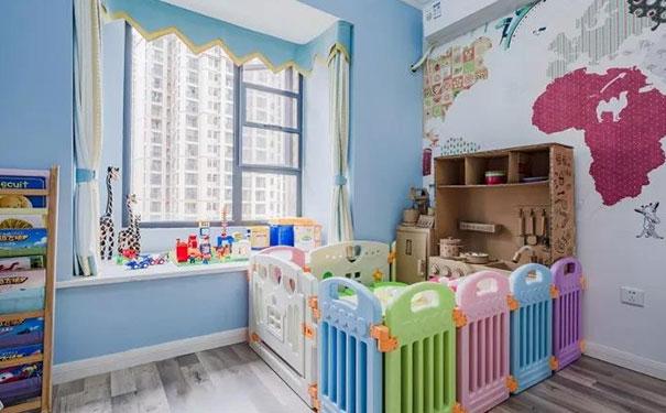 蓝家母婴用品加盟