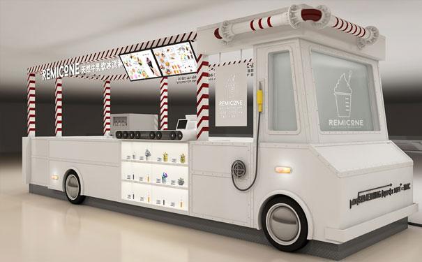 REMICONE烏云冰淇淋怎么樣?打造時尚個性的高級手工軟冰淇淋