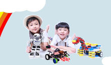 樂博樂博讓孩子和機器人一起學編程!
