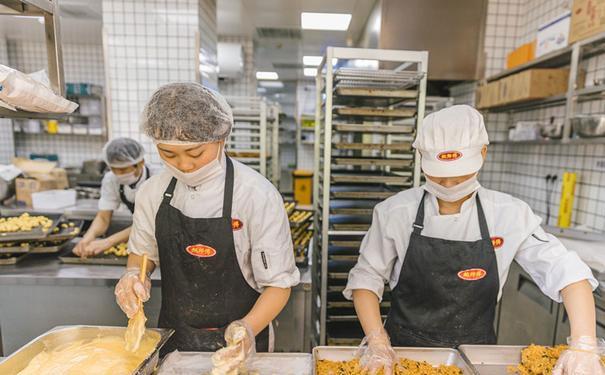 鮑師傅糕點全國九成門店恢復營業,終于盼到鮑師傅開業啦