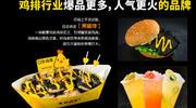 口水雞排全心打造的復合式微快餐連鎖品牌!