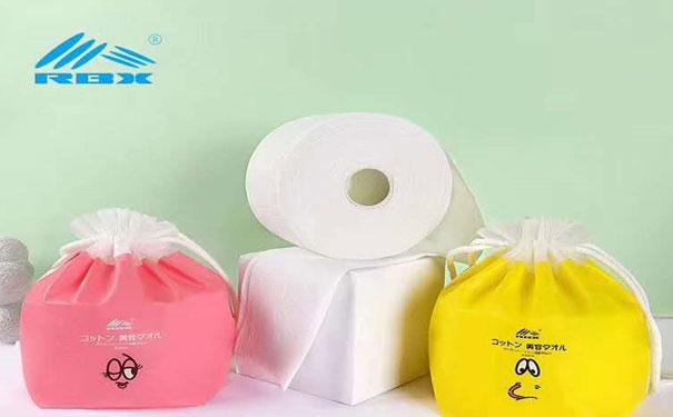 出差旅行卫生清洁脸部必备品,日本RBX洗脸巾!