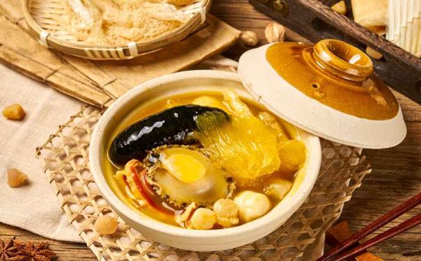 养生鼎鲍汁捞饭瞄准年轻化健康养生滋补的餐饮市场