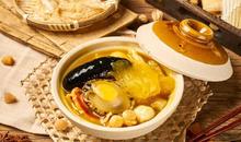 养生鼎鲍汁捞饭营养均衡深受吃货们好评!