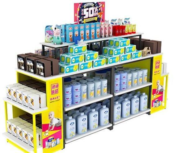 母婴店货架该怎么选?如何满足母婴店的陈列需求!
