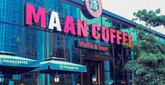 漫咖啡:現代化城市舒適的休息空間創作