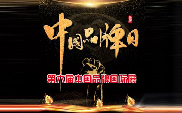 第六届中国品牌国际展