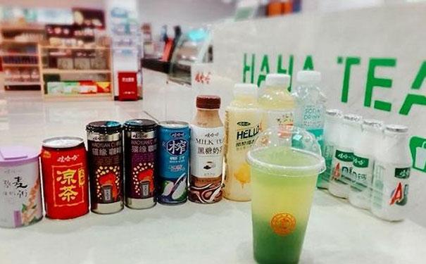 娃哈哈第三次創業開線下茶飲店,主攻年輕女性消費群體