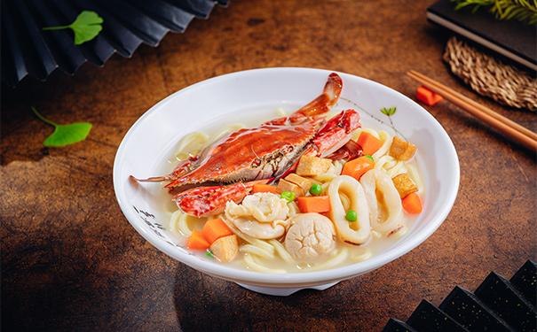 海鲜面-面鱼海,中国轻食餐饮品牌!