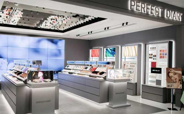 完美日記:國產美妝加速崛起瓜分超半數市場份額