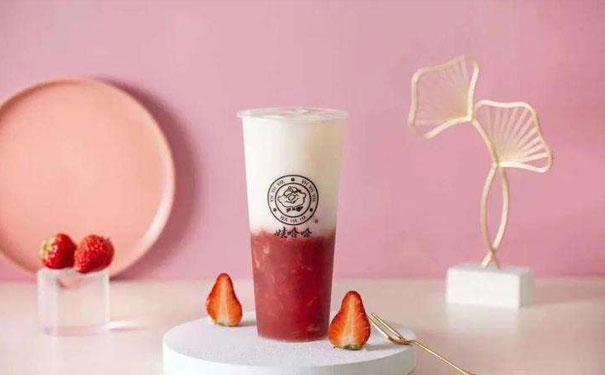 娃哈哈奶茶加盟