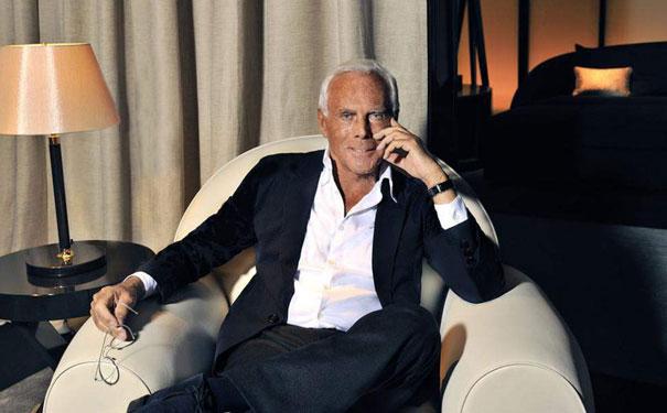 阿瑪尼創始人喬治·阿瑪尼:時尚設計大師喬治·阿瑪尼創業故事