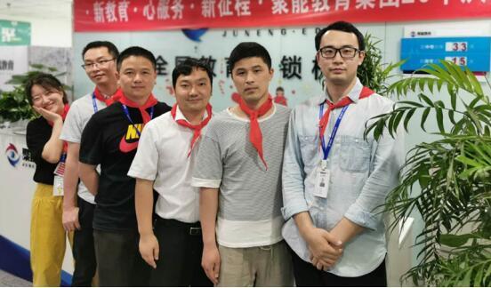 聚能教育北京崇文校區丨用父母情懷 做良心教育