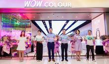 国潮美妆集合店WOW COLOUR第100家门店登陆郑州!