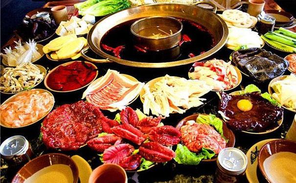 吃重庆火锅必点的四道菜,味道绝对却惊艳四座!