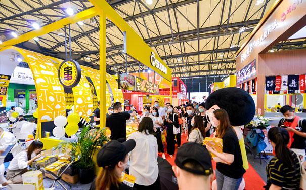 2021上海餐饮加盟连锁展会,直击餐饮商业前沿!