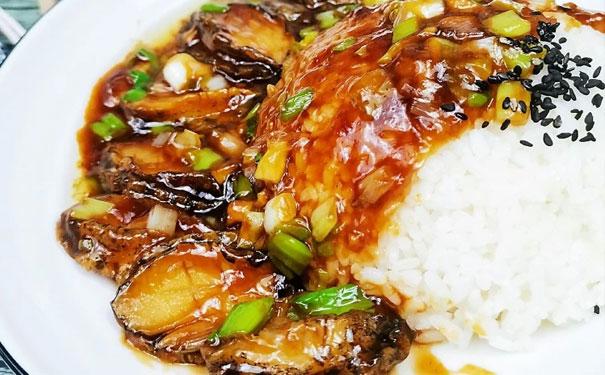 餐厅高档菜在家也能轻松做,鲍鱼捞饭怎么做?