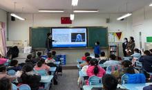 瓦力工厂机器人编程课程走进青岛!