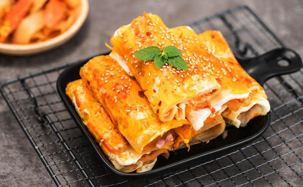 韩式烤冷面加盟