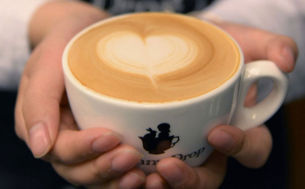 咖啡馆加盟