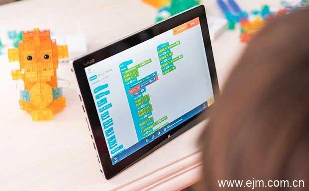 编程教育≠敲代码,而是帮孩子建立严密的编程思维!