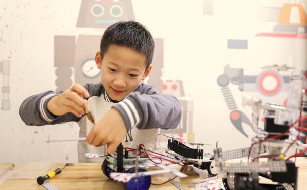 機器人編程加盟