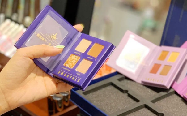 進口化妝品加盟