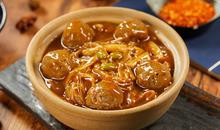 养生鼎鲍汁捞饭为上班族提供便捷养生的健康餐!