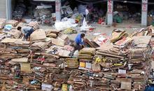 廢品回收知識普及,廢塑料的分類與鑒別!
