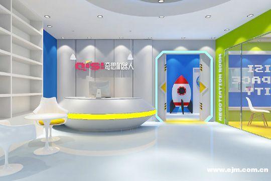 奇思机器人教育加盟品牌详细介绍